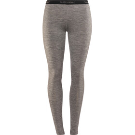 Icebreaker 200 Oasis Leggings Femme, gritstone heather